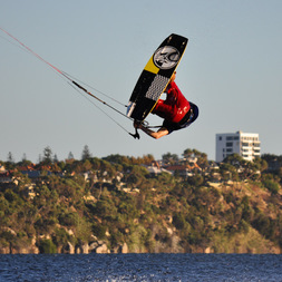 Swan River / Point Walter 15.03.2012